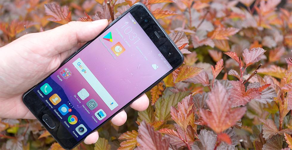 Опыт эксплуатации Huawei P10 Plus