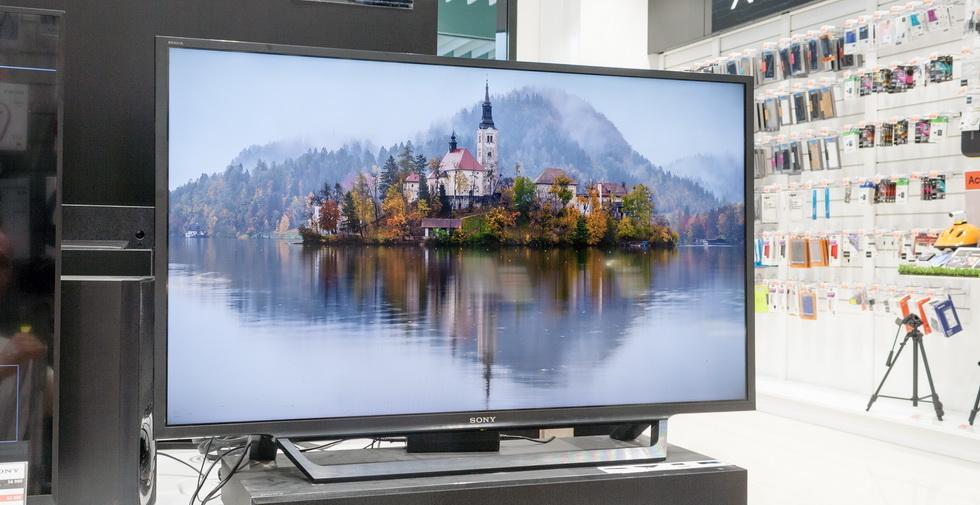 Телевизор Sony KDL-40WD653: Обзор